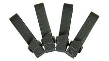 """New! Maxpedition 3"""" Tactie Attachment Strap Pack of 4 Foliage Green 9903F"""