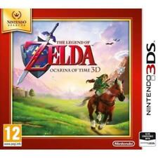 Jeu 3DS THE LEGEND OF ZELDA OCARNIA OF TIME 3D