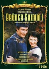 4 DVD-Box ° Die schönsten Märchen der Brüder Grimm ° Box 1 ° NEU & OVP