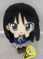 K-On! Embarassed Mio Akiyama Stuffed Plush Toy - Like New Japanese Anime Import