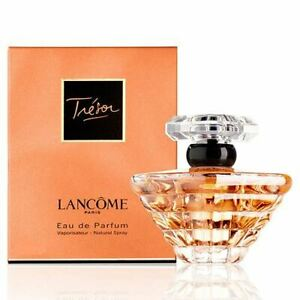 Lancome Tresor Eau de Parfum 100ml EDP Spray Damaged Box