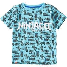 LEGO WEAR T-Shirt NINJAGO  Gr.110  NEU türkis