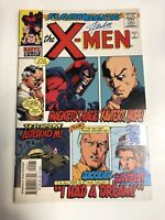 X-men (1991) #  Minus 1  (NM) Signed By Stan Lee With COA