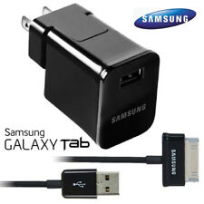 """USB Cable Travel Wall Charger for 7.0 8.9 10.1"""" Samsung Galaxy Tab 2 Tablet Note"""