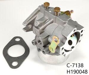 Carburetor for Kohler K582 23HP Engine John Deere Bobcat Skidsteer Carb & gasket