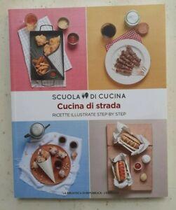 Scuola di Cucina volume 10 Cucina di Strada  PP/87
