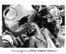 Lot of 6, George Segal, Joan Hacket stills TERMINAL MAN (1974) Michael Crichton