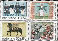 Nederland 1059-1062 postfris 1975 Voor het Kind