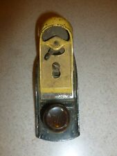 VINTAGE STANLEY WOODWORKING TOOLS SMALL BLOCK PLANE