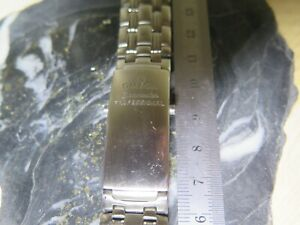 Omega Seamaster Professional Watch BRACELET 1502/824 Stainless Steel
