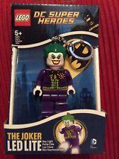 Lego - DC Super Heroes - Joker LED Light Key Chain
