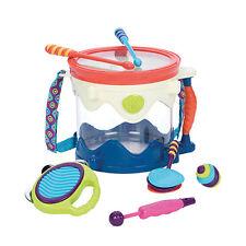 B. Toys - Schlagzeug - Trommel  für Kinder Kleinkind Instrument Spielzeug