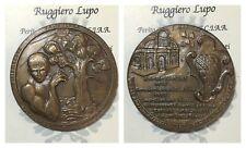 Medaglia 850 anni Ricorrenza Famiglia Malatesta  Roma - Rimini 1133-1983 Piovano