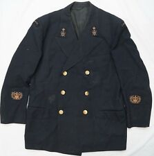 Canadian Navy RCN Named Service Dress Jacket