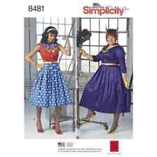 Simplicity Dress Sewing Patterns