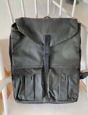 RARE Filson X Magnum Harvery Backpack Bag Photographer Camera Otter Green NWOT