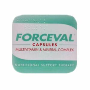 Forceval Capsules Multivitamins & Minerals Complex