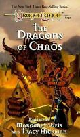 The Dragons of Chaos by Margaret Weis, Tracy Hickman