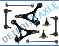 2003-2011 Volvo XC90 Front Lower Control arm Ball joint Sway bar link kit