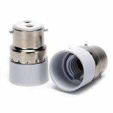 NEW BULB LAMP HOLDER SOCKET ADAPTER CONVERTER LEDB22 TO E14