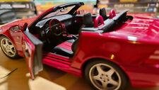 Mercedes-Benz SLK 230 Kompressor, Red – Diecast model 1/18 Scale