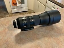 Tamron SP A022 150-600mm F/5-6.3 VC Di USD Lens For Canon (G2)