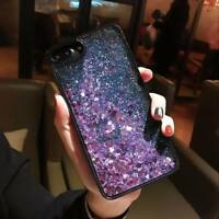 Dynamic Liquid Glitter Quicksand Case Cover For iPhone XR 8 6S 7 Plus/ S8 Note 9