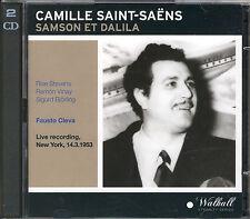 Saint-Saens: Samson und Dalila    Stevens Vinay Cleva   New York 1953    2 CD