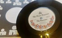 "The Three Degrees - The Runner (7"" Vinyl Single) EX/EX +free flimsy disc"