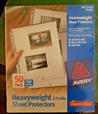 50.0 ea Wexford Sheet Protectors