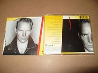 Sting  Fields Of Gold (The Best Of Sting 1984-1994) cd + Inlays Are Excellent