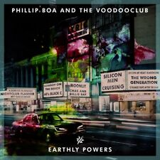 BOA  PHILLIP & THE VOODOOCLUB - earthly powers