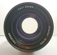 Carl Zeiss Planar 100mm f2 C/Y MMJ