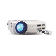 Rca 1080P Hdmi Home Theater Projector w/ 2000 Lumens Color Brightness Rpj116