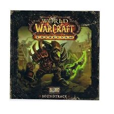 World of Warcraft Cataclysm soundtrack CD Ost Wow nuevo