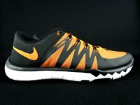 Nike Free t Trainer 5.0 V6 Trainers Men's Running Shoes Sz 14 Black (719922-870)
