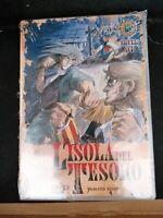 dvd film anime Yamato video L'ISOLA DEL TESORO  skull 04.  nuovo