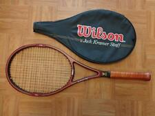 Wilson Jack Kramer Staff Mid 85 Made in St. Vincent 4 1/4 grip Tennis Racquet