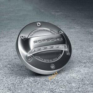 Genuine Porsche Aluminum Gas Fuel Tank Cap 981/991 Cayenne 2010+ (00004400191)