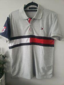Tommy Hilfiger Men's Classic Fit Short Sleeve Polo Shirt Size Medium