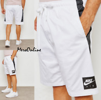 SZ MEDIUM RARE 🆕 Nike Sportswear Men's Air White Knee Length Woven Shorts 💰$70