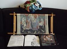 Dimensions Cluny Tapestry Lady & the Unicorn Sense of Sound Needlepoint Kit 2107