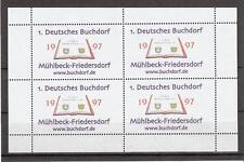 FONDINI sfumati 1. tedesco libro villaggio Mühl Beck-Kringelein 1997 piccoli archi/blocco