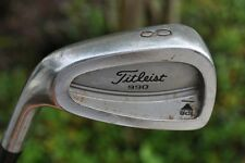 TITLEIST DCI 990 8 IRON RIFLE FLIGHTED 6.0 STEEL SHAFT LEFT HANDED