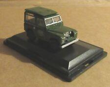 Oxford Diecast Land Rover Serie II + SWB HARD TOP POST OFFICE 1:76 SCALA bibliografiche