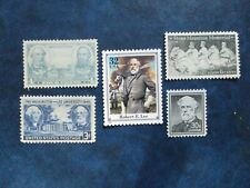 Gen Robert E. Lee Stamp Collection