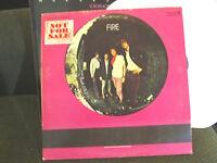 Fire rare '68 US 1st press LP PROMO ABC Rasputin PSYCH Tom Wilson matchbook acid