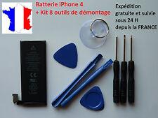 BATTERIE INTERNE NEUVE DE REMPLACEMENT POUR  IPHONE 4  + KIT 8 outils