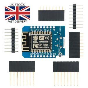 WeMos D1 Mini 4MB Clone - ESP8266 - WiFi Development Board - Arduino NodeMCU Lua