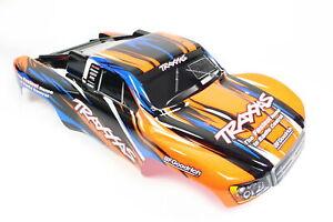 Traxxas Slash SCT Short Course Truck 1:10 Karosserie OrangeX Body